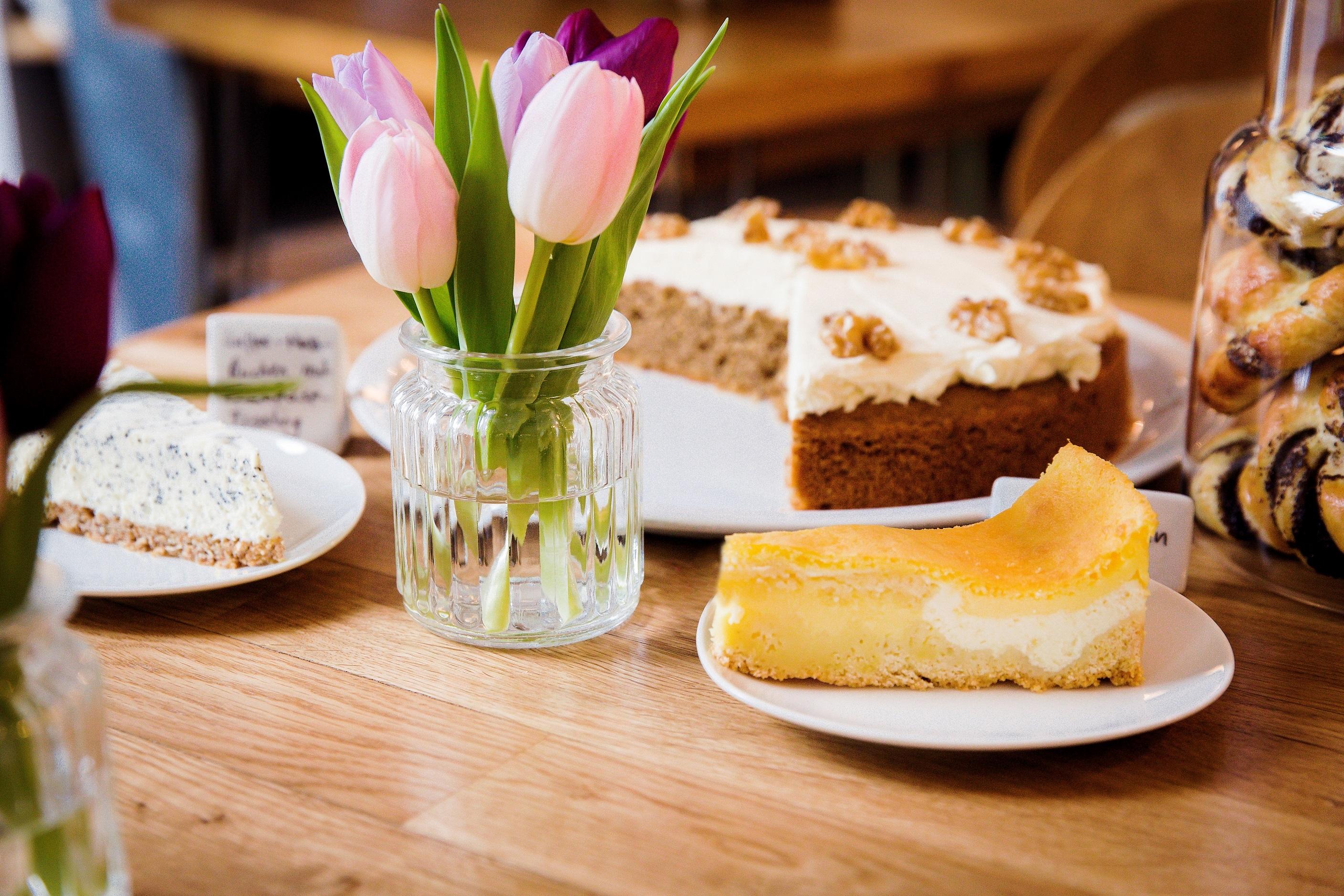Willkommen Im Café Erika In München