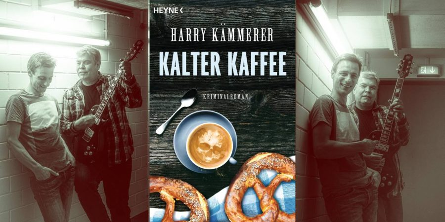 13.12.2018 Kalter Kaffee: Krimiabend mit Harry Kämmerer & Freunden