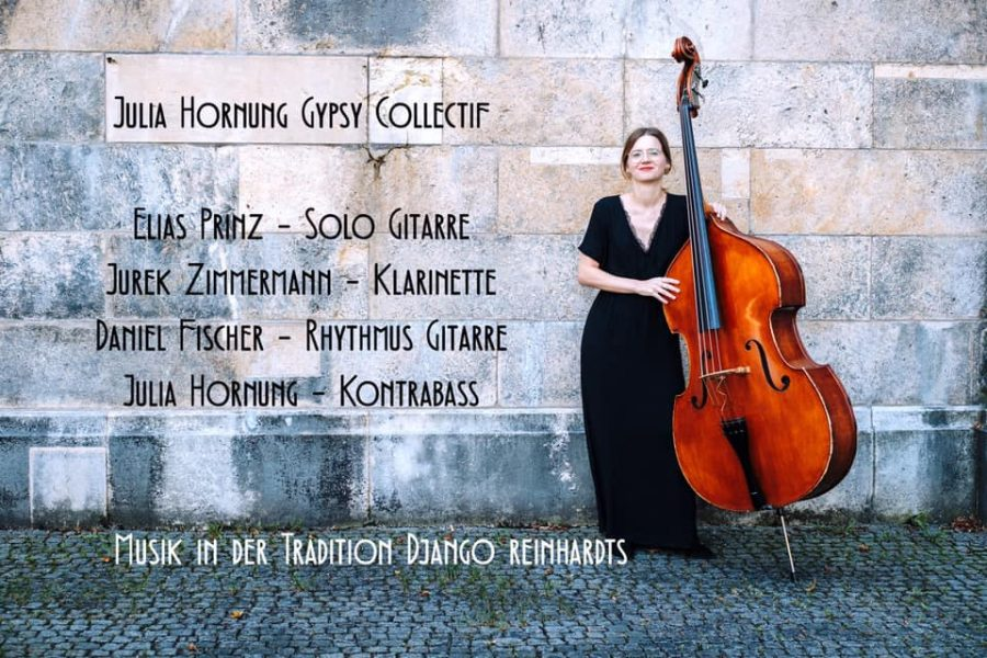 31.1.19 Julia Hornung Gypsy Collectif