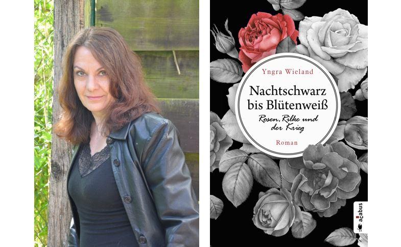 """11.4.19: Yngra Wieland liest aus """"Nachtschwarz bis Blütenweiß"""""""