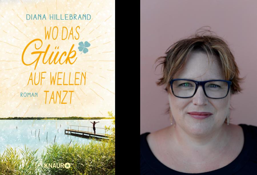 """19.9.19 Diana Hillebrand liest aus """"Wo das Glück auf Wellen tanzt"""""""
