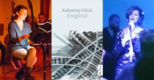 """11.10.19: Katharina Glück """"Entgleist"""" mit Musik von Amanda Marie"""