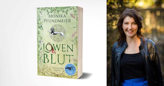"24.10.19: Monika Pfundmeier ""Löwenblut"""