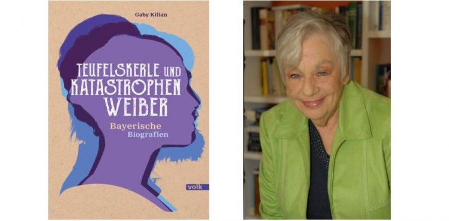 """15.11.19: Gaby Kilian """"Teufelskerle und Katastrophenweiber"""""""