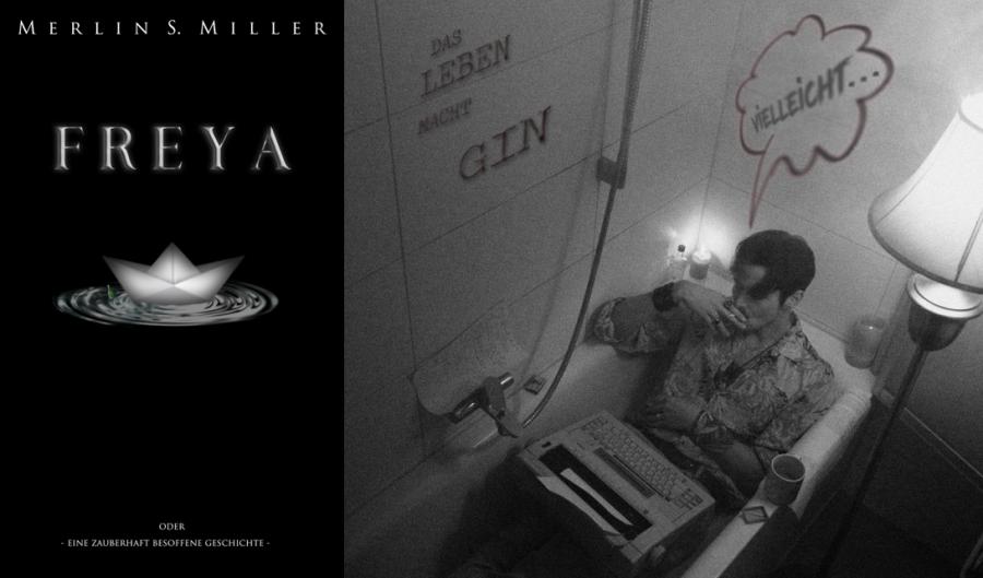 4.12.19: Merlin S. Miller liest aus Freya